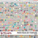 Photo Focus 2017 - Template Bundle
