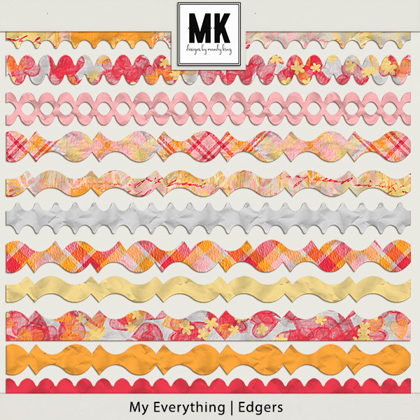 My Everything - Edgers Digital Art - Digital Scrapbooking Kits