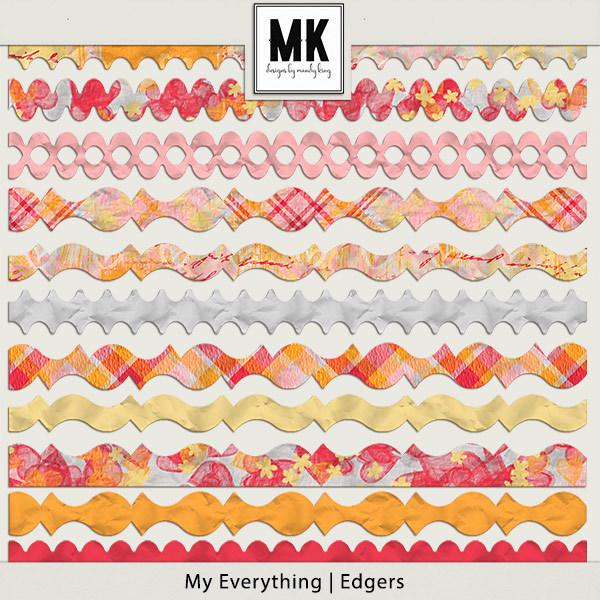 My Everything - Edgers Digital Art - Digital Scrapbooking Kits