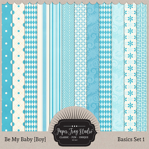 Be My Baby - Boy - Set 1