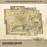 Revolutionary War Maps