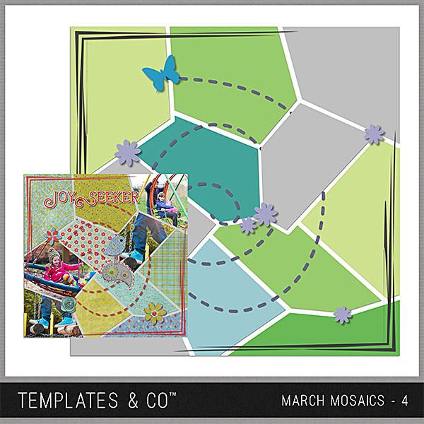 March Mosaics 4