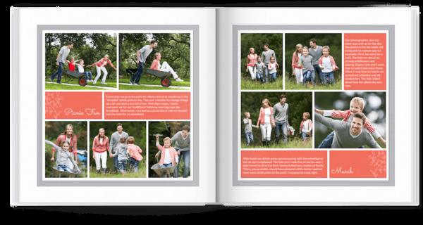 Simple Joy Photo Book