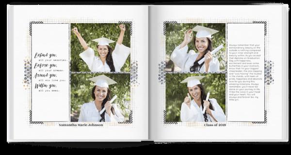 Dream Big Photo Book