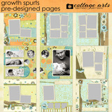 Growth Spurts Collection