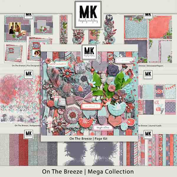 On The Breeze - Mega Collection