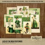 Luck Of The Irish Postcards