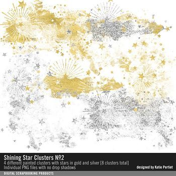 Shining Star Clusters No. 02