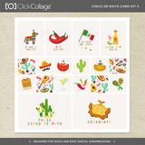 Cinco De Mayo Card Kit 3