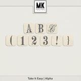 Take It Easy - Alpha