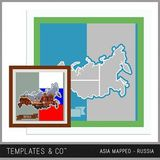 Central Asia Mapped