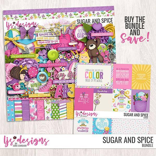 Sugar And Spice - Bundle
