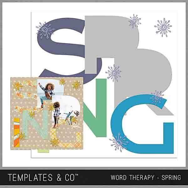 Word Therapy - Spring