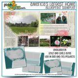 America's Largest Home Blueprint Sampler