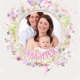 Simply Son & Daughter Pre-designed Pages