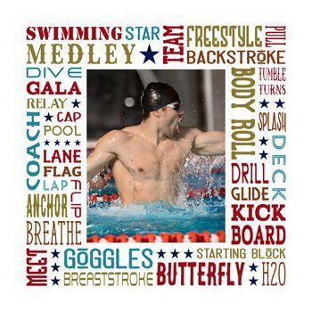 Swimming Star Subway Art Canvas Digital Art
