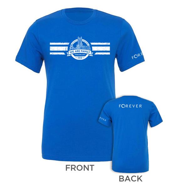 FOREVER T-shirt (unisex - 2XL)
