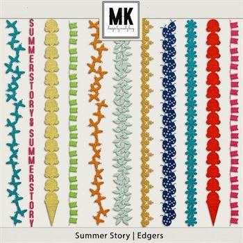 Summer Story - Edgers