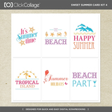 Sweet Summer Card Kit Bundle