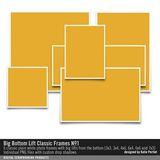 Big Bottom Lift Classic Photo Frames No. 01
