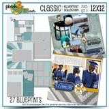Classic Blueprint Collection 2015 - Quarter 3 (12x12)
