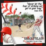 The Old Ball Game - Clusters
