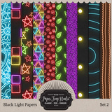 Black Light Papers & Big Flower Frenzy Mega Bundle