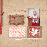 Paint It Red Page Pak