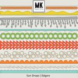 Sun Drops Collection - Edgers