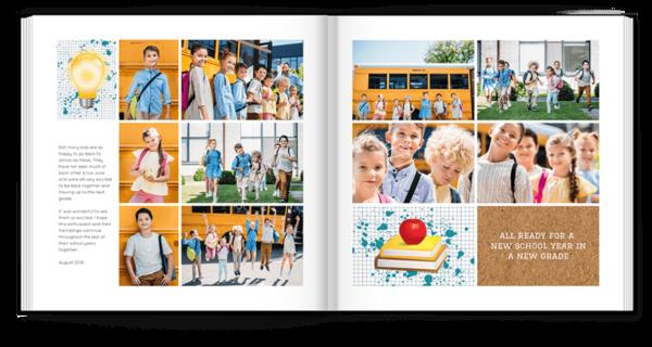 Schooled Photo Book