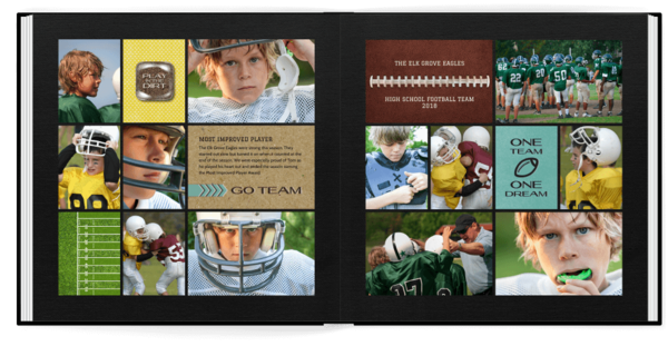 American Football Photo Book