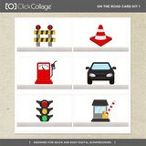 On The Road Card Kit Bundle