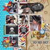 A Magical Cruise Pirate Night Cards