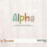 Wild Child 2.0 Alphas