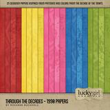 Through The Decades - 1990 Kit