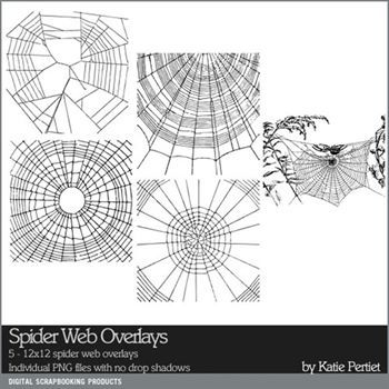 Spider Web Overlays