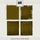 Autumn Story - Photo Masks