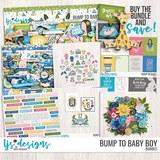 Bump To Baby Boy Bundle