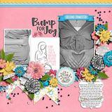 Bump To Baby Enamel Pins