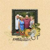 Family Traditions - Paper Basics