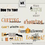 You've Been Boo'd - Discounted Bundle