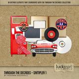 Through The Decades - Sampler 1