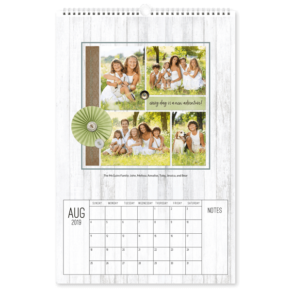 This Life Calendar