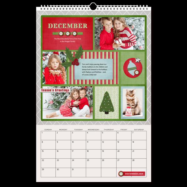 52 Weeks Calendar