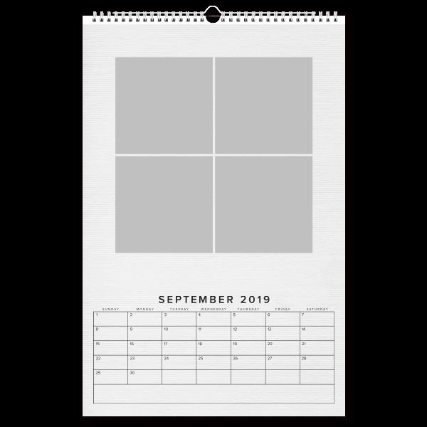 Simple White Plus Year