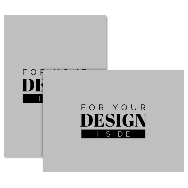 For Your Design 1 Side Card