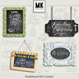 Chalkboard Kit - Easter