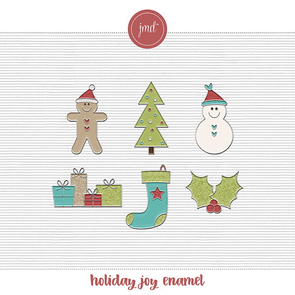 Holiday Joy Enamel
