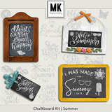 Chalkboard Kit - All Seasons Bundle + Christmas & Easter