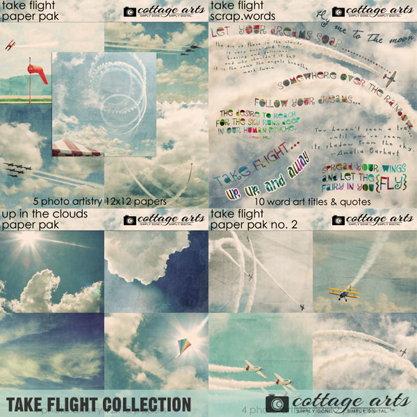 Take Flight Collection
